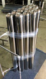 K4 Bollards - Stainless Steel Bollards