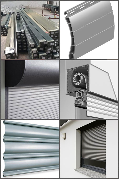 Wide range of roller shutter display from the best supplier Brooklynz in Singapore