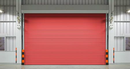 Fire Rated Roller Shutter Door