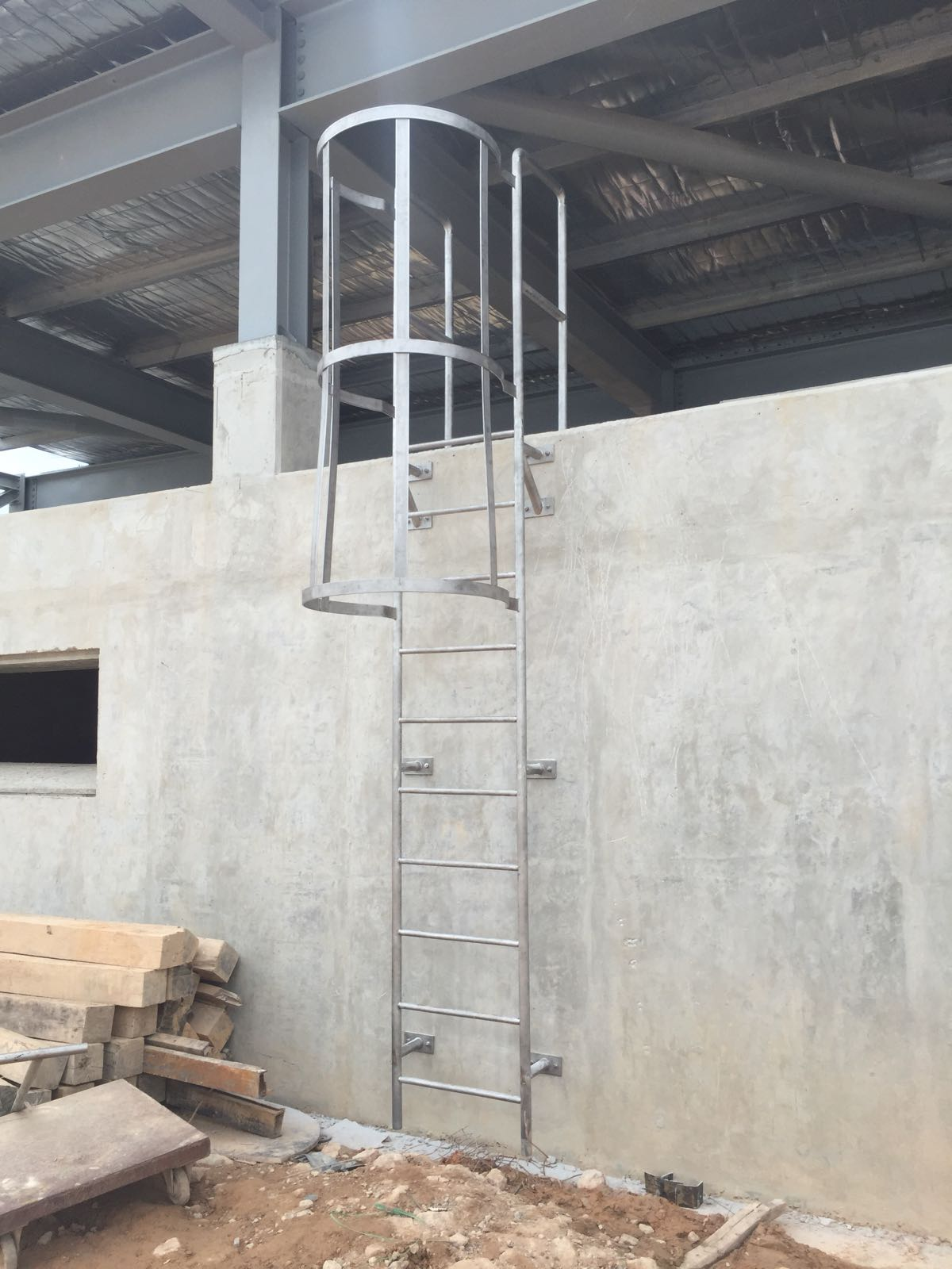 Safety ladders by Brooklynz Singapore